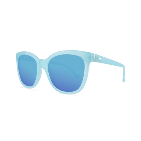 damskie okulary knockaround deja views bok